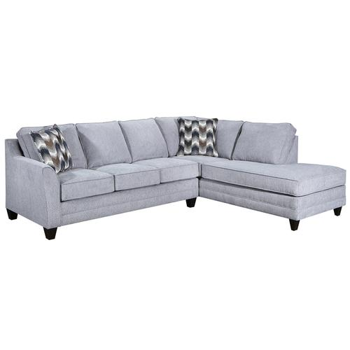 2013 Ferrin Two Piece Sectional with Chaise
