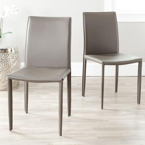 Karna 19''h Dining Chair - Grey