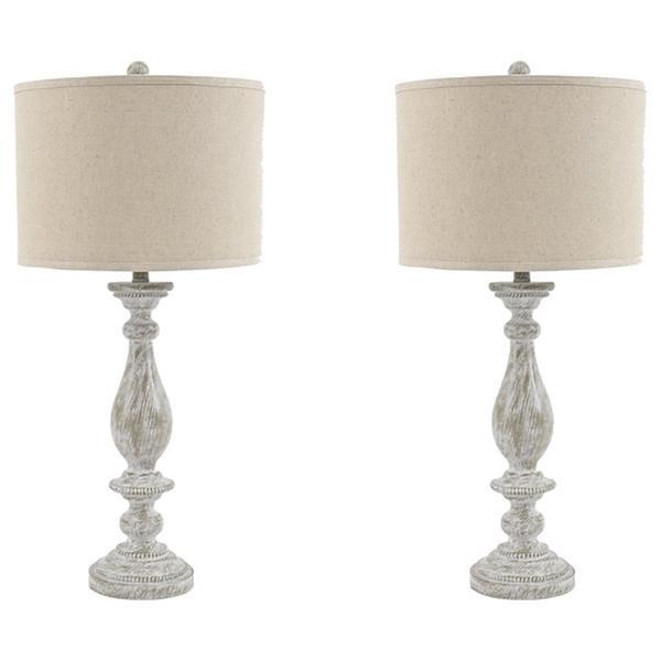 Bernadate Table Lamp (set of 2)