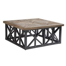 Arch Salvage Outdoor Oliver Coffee Table