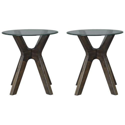 2 End Tables