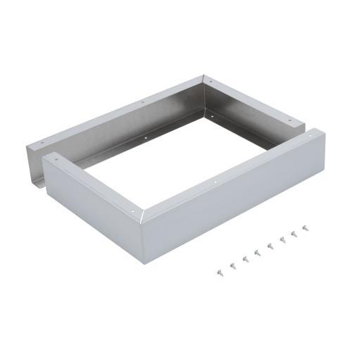 KitchenAid - Microwave Side Panel Kit - Other