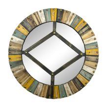 Wooden Mirror, Multi
