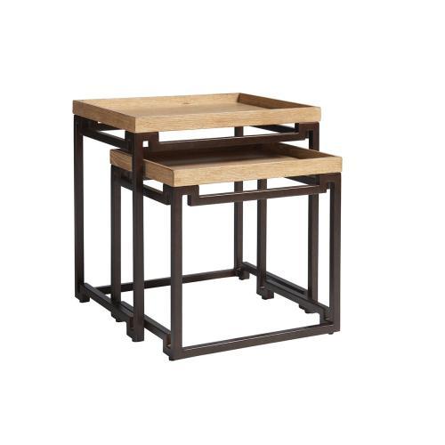 Dolca Vita Nesting Tables