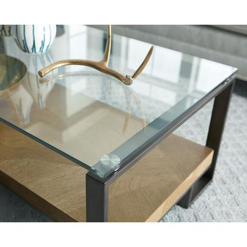 Gallery - RECTANGULAR COCKTAIL TABLE