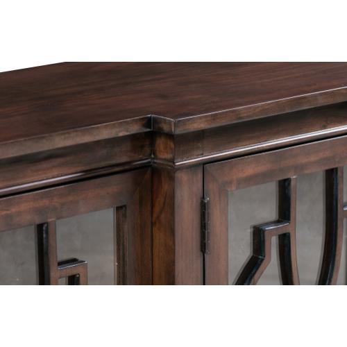 Crestview Collections - Hawthorne Estate 4 Door Breakfront Sideboard