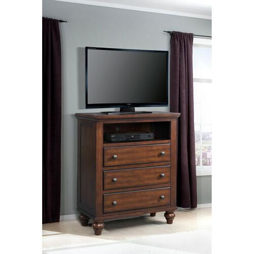 Chatham Media Chest Cherry