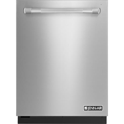 """24"""" Pro-Style® TriFecta™ Dishwasher, 38 dBA, Pro-Style® Stainless Handle"""