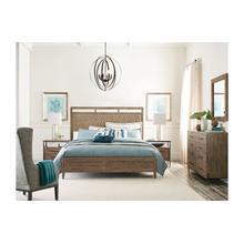 View Product - Linden Panel Queen Bed - Complete