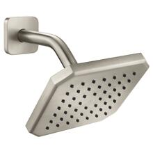 View Product - Belshire 6-inch Showerhead - Brushed Nickel
