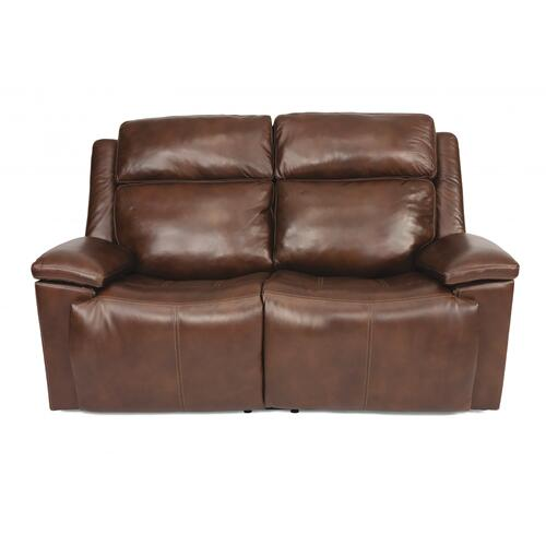 Chance Power Reclining Loveseat with Power Headrests