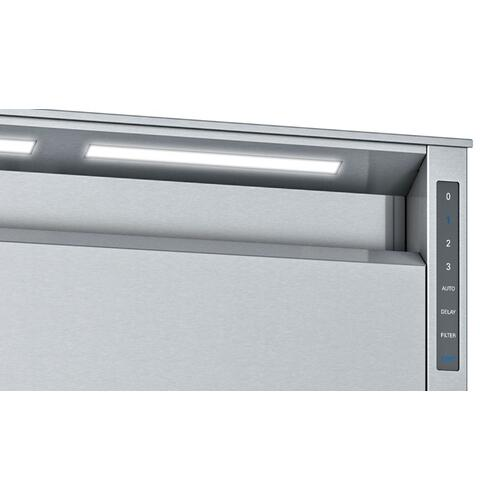 Thermador - Downdraft Ventilation 37'' Stainless Steel UCVP36RS