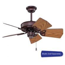"PI30OB - 30"" Ceiling Fan (Blades Sold Separately)"