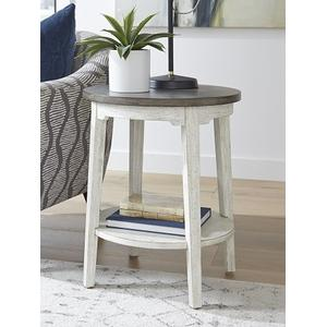 Null Furniture Inc - Round End