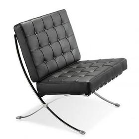 Barcelona Modern Classic Lounge Chair