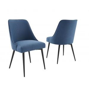 Colfax Side Chair Navy