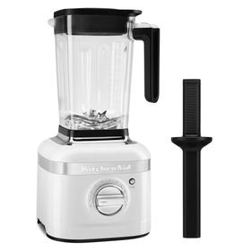 K400 Blender with Tamper - White