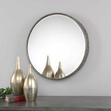 Nova Round Mirror