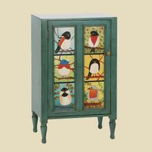 """See Details - """"Pati B"""" Bird Cupboard"""