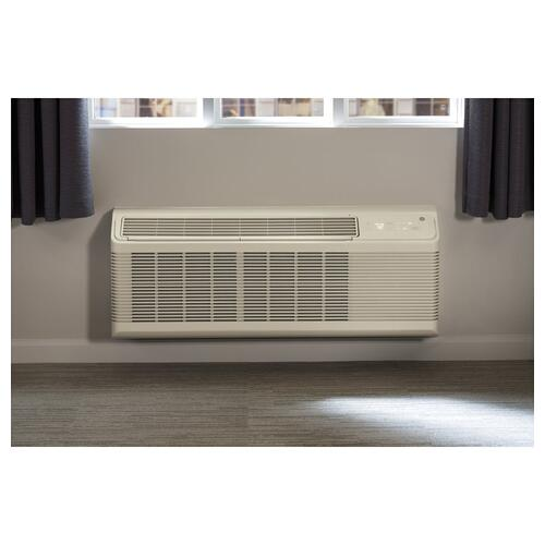 GE Zoneline® Dry Air 25 Cooling and Electric Heat Unit with Corrosion Protection, 230/208 Volt