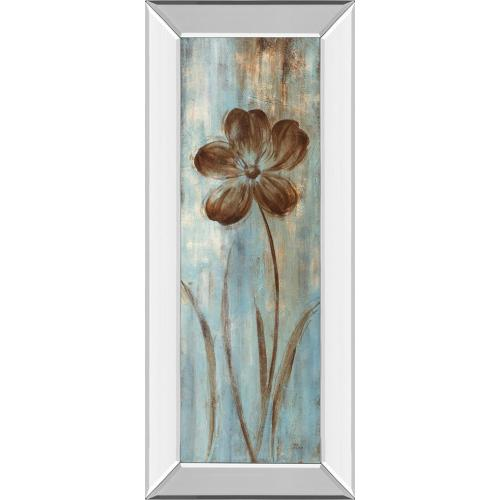"""""""May's Arrival Il"""" By Nan Mirror Framed Print Wall Art"""
