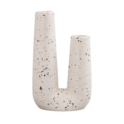 Product Image - Terrazzo Novelty Tube Vase
