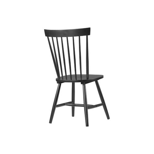 Midland Dining Chair, Black D475-20-06