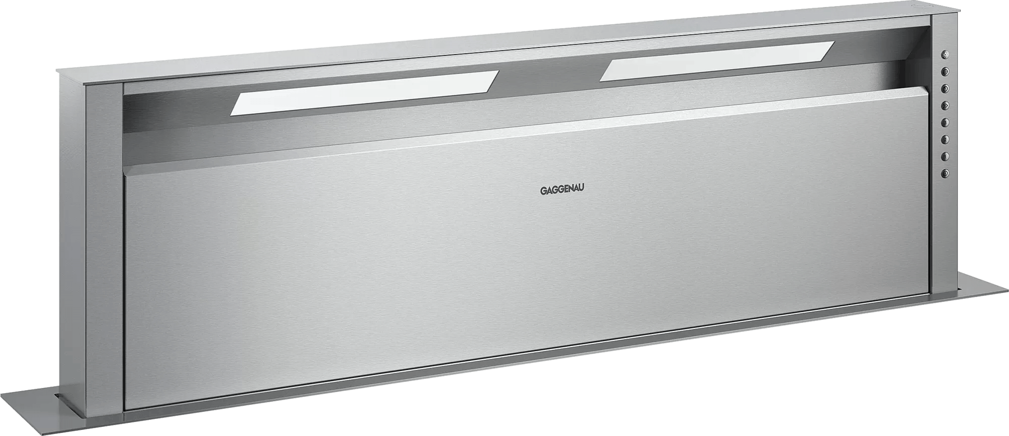 Gaggenau400 Series Backsplash Ventilation 48'' Stainless Steel