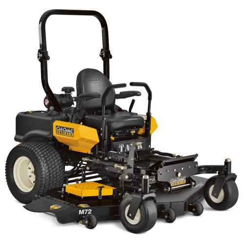 Cub Cadet Commercial Commercial Ride-On Mower Model 53AI8CTZ750