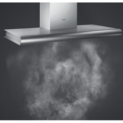 """Gaggenau - Wall-mounted hood AW 280 790 Stainless steel Width 36"""" Air extraction/recirculation"""