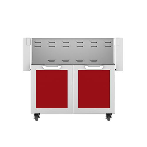 """Hestan - 36"""" Hestan Outdoor Tower Cart with Double Doors - GCD Series - Matador"""