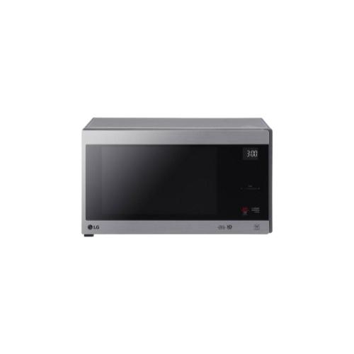 LG - 1.5 cu. ft. NeoChef™ Countertop Microwave with Smart Inverter and EasyClean®
