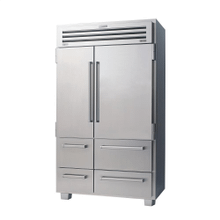 See Details - Side by Side Stainless Steel