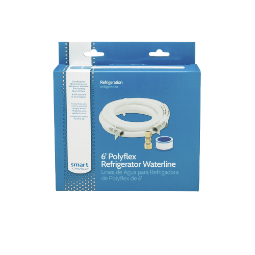 Smart Choice 6' Polyline Refrigerator Waterline Kit