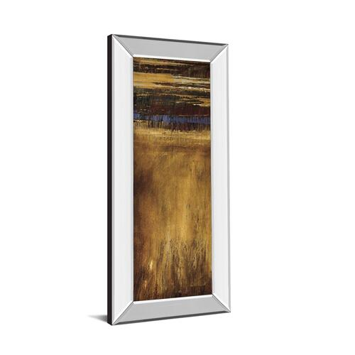 "Classy Art - ""Eruption Pompe I"" By Jardine Framed Print Wall Art Mirror"
