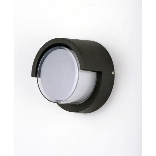 Eyebrow LED Outdoor Wall Sconce