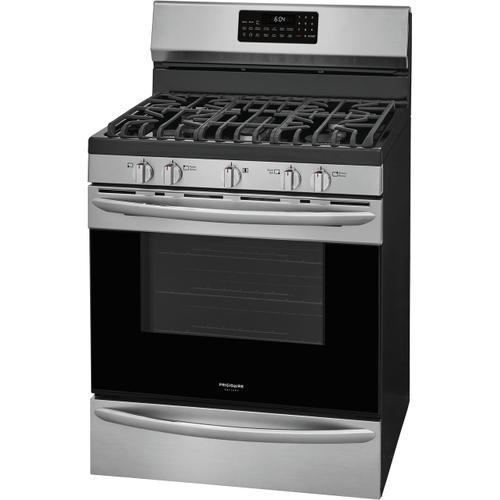 Frigidaire Gallery - Frigidaire Gallery 30'' Freestanding Gas Range with Air Fry