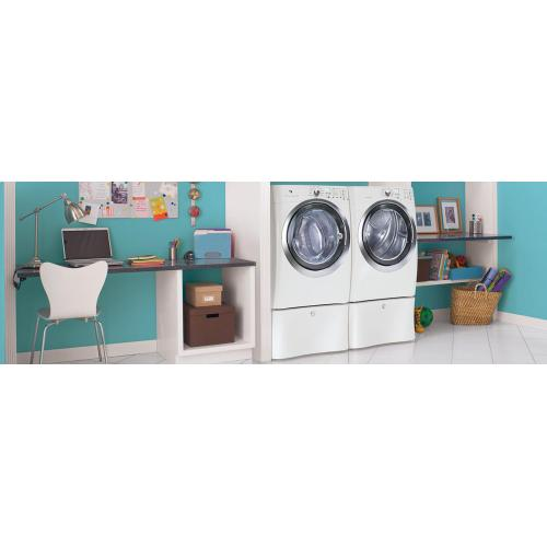 Electrolux - Front Load Gas Dryer with IQ-Touch Controls featuring Perfect Steam - 8.0 Cu. Ft.