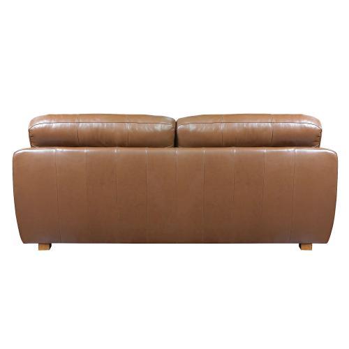 Jericho Sofa in Chestnut