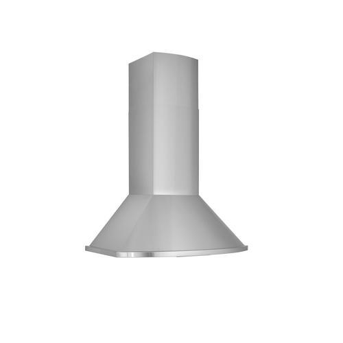 BEST Range Hoods - 36-Inch Chimney Range Hood, 685 Max Blower CFM, Stainless Steel (WCN1 Series)