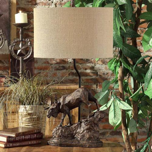 Moose Trail Table Lamp