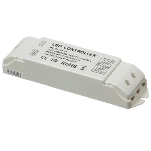 Dc5v-dc24v LED Controller 5ax4ch