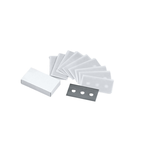 GP GSB KM 0101 M - Replacement blades, 10 pieces For cleaning scraper.