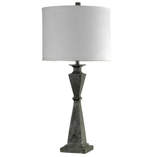KL313371  William Mangum Collection Valley Forge Table Lamp with Hardback Shade