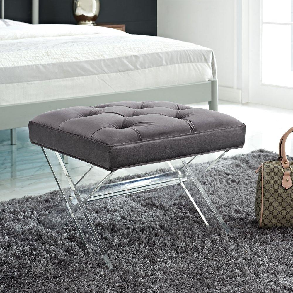 Swift Bench in Gray