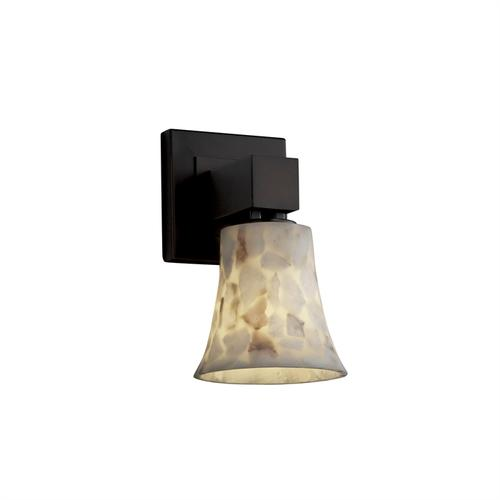 Aero 1-Light Wall Sconce (No Arms)