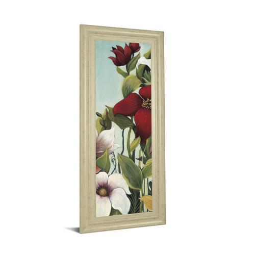 "Classy Art - ""Efflorescence"" By Maja Framed Print Wall Art"