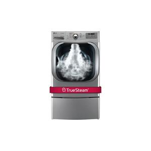 Lg9.0 cu. ft. Mega Capacity Gas Dryer w/ Steam™ Technology