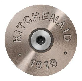 KitchenAid™ Commercial-Style Range Handle Medallion Kit, Bronze - Other