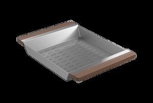Colander 205040 - Walnut Fireclay sink accessory , Walnut Product Image